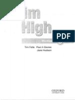 Aim High 3 Workbook