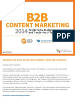 B2BMarketing Research 2014