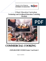 Commercial Cooking Learning Module 130713090917 Phpapp01