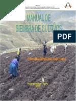 Manual Siembra de Los Cultivos