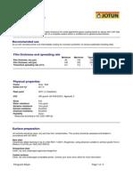 Penguard Stayer - English (Uk) - Issued.06.12.2007