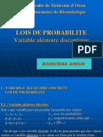 LOIS DE PROBABILITE-Variable aléatoire discontinue-.ppt