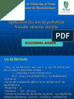 Application des lois de probabilité-Variable aléatoire discrète-.ppt