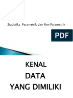 Statistika Parametrik Dan Non Parametrik