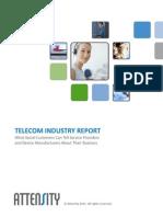 Telecom Industry Report