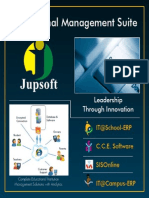 Jupsoft Corporate Brochure