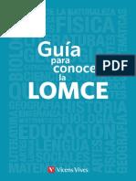 LOMCE Vicens Vives