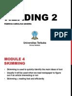 Reading II_Pertemuan 3_Modul 4_Febrina Carolina.pptx