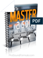 Rob Williams – How to Master a Song eBook Spanish