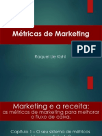 Métricas de Marketing - Scibb