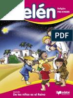 Edebe-Texto Belén Prekinder