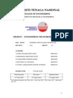 Lab 6 Engineering Measurement and Lab sample