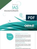 Aguas Residuales OEFA