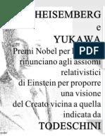 Heisemberg Yukawa Todeschini