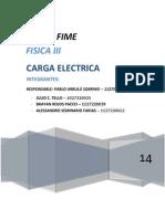 FISICA III-carga Electrica
