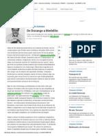 De Durango a Medellín - Jotamario Arbeláez - Columnista EL TIEMPO - Columnistas - ELTIEMPO