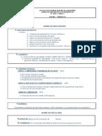 Matriz e  Critérios de Correcção Inglês _nível 5_- 9.ºAno