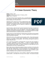 Rotering[1]. Outline of a Green Economic Theory-oct_2004