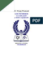 Wynn Westcott - Los Numeros