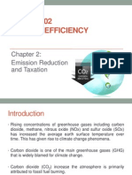 Lecture 2- Emission Reduction and Taxation