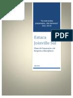 Plano de Emergência Da Estaca Joinville SUL 2014