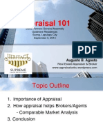 Appraisal 101