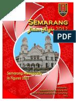 Semarang Dalam Angka 2012