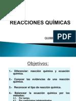 Reacciones Quimicas Tipos Balance 2014