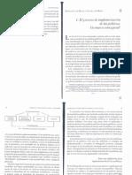 1 El Proceso de Implementacion de Las Politicas Marco Conceptual