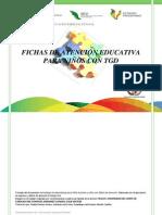Fichas de Atención Educativa