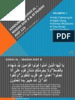 Kandungan Surah Al – Maidah Ayat 8.pptx