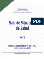 Sala Sittuacional Peru