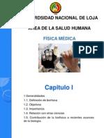 Biofisica Capitulo I II y III