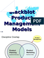 Blackblot Product Management Models