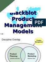 Blackblot Product Management Models