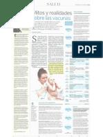 Mitos y Realidades Sobre Las Vacunas