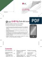 manual LG-E510g