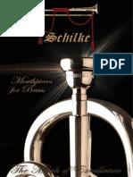 2011 Schilke Mouthpiece Catalog