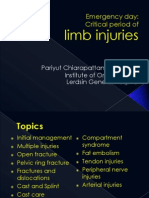 Pariyuth-Limb Injuries for EMed