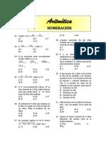 Aritmética Numeración Sem 1