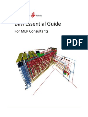 Essential Guide MEP With Revit | Building Information