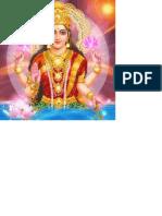 Shri Lakshmi Devi by Vishnu108-d5da6xk