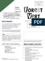 Forest&Vert, n° 25