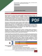 Planul Integrat de Dezvoltare Urbana Alba Iulia - Strategia