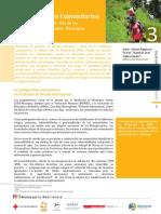 Estudio de caso 3 - Microproyectos Comunitarios