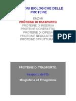 3. Mioglobina e Emoglobina