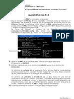 TRABAJO PRACTICO Nº 6 REDES DE DATOS