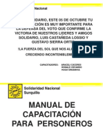 Manual Del Personero Solidario