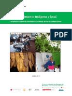 Conocimiento indígena y local