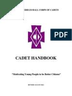 Final CDH/JROTC Handbook 2012-2013